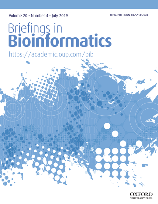 Briefings in Bioinformatics