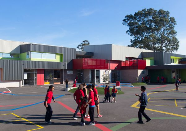 Doveton College, Brand Architects. Photo by Andrew Wuttke.