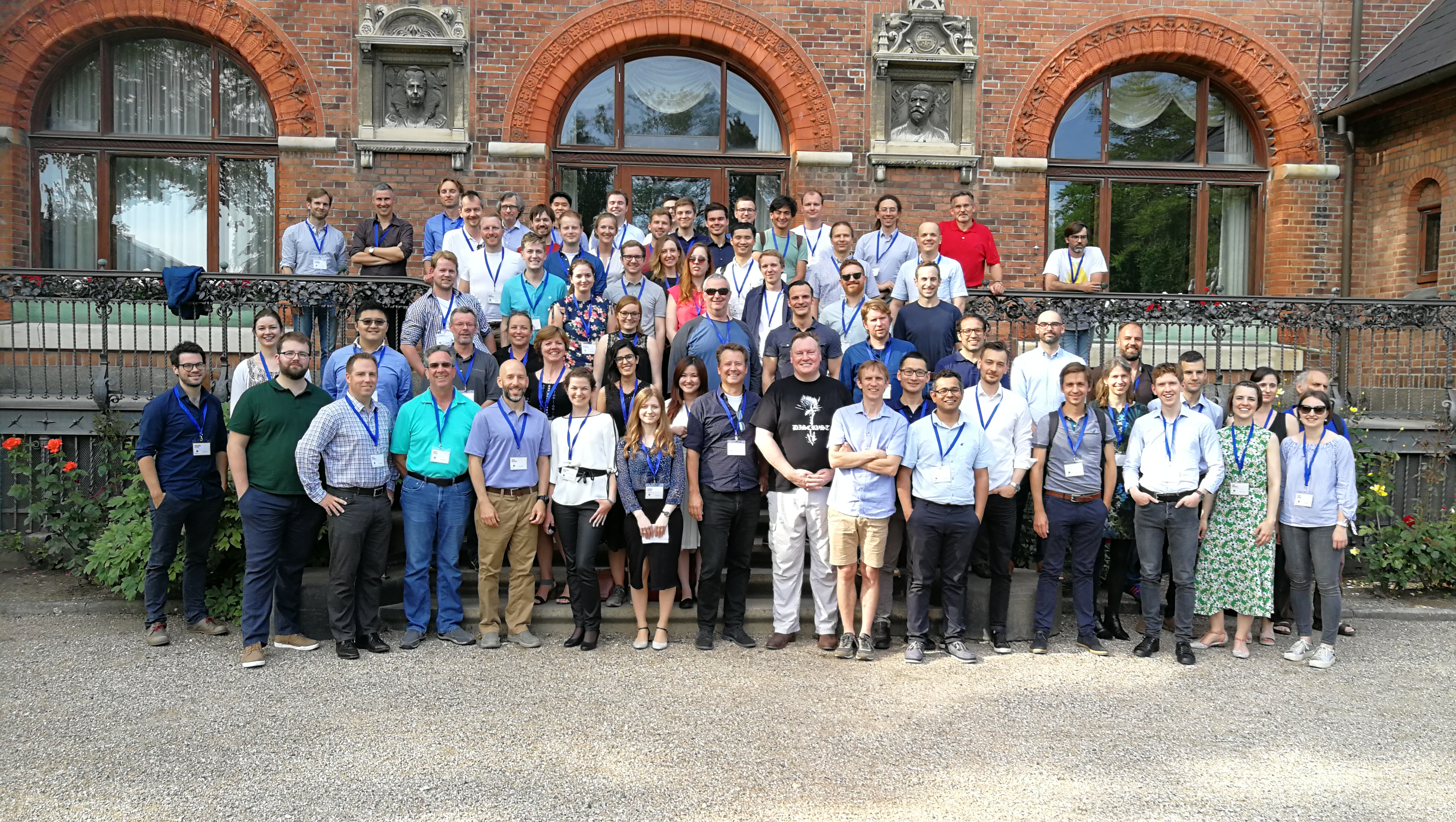 SEF 2019 attendees