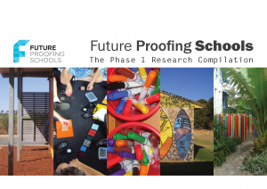 Future Proofing Schools - Phase 1 Research Compilation Cover